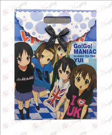 Large Gift Bag (K-On! Accessories) 10 pcs / pack Halloween Accessories Online Store