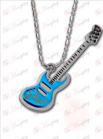 K-On! Accesorios Guitarra 2 Collar