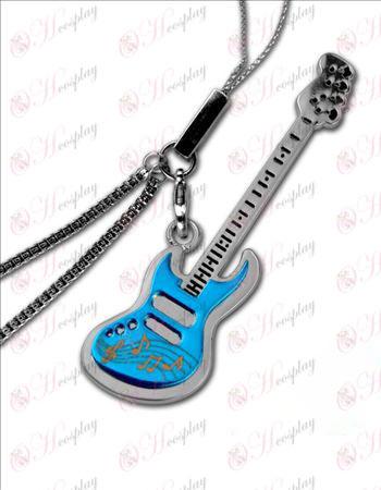 K-On! Accesorios Guitarra cadena de teléfono 2