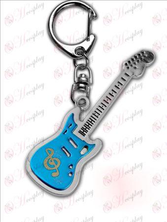 K-On! Accesorios-guitarra un llavero