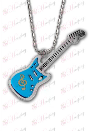 K-On! Accesorios-guitarra un collar