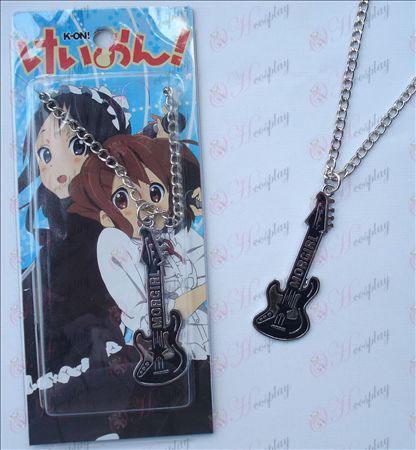 けいおん!アクセサリーギターのネックレス