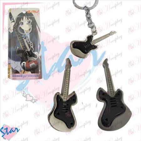 K-On! Accessories Guitar Keychain