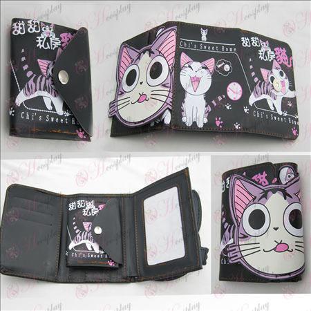 Sweet Cat AccessoriesQ Version bulk wallet