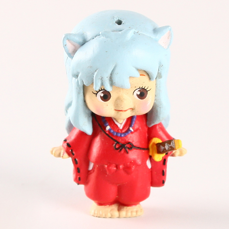 6 InuYasha Accesorios Doll