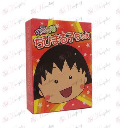 Hardcover edition of Poker (Chibi Maruko Chan Accessories)