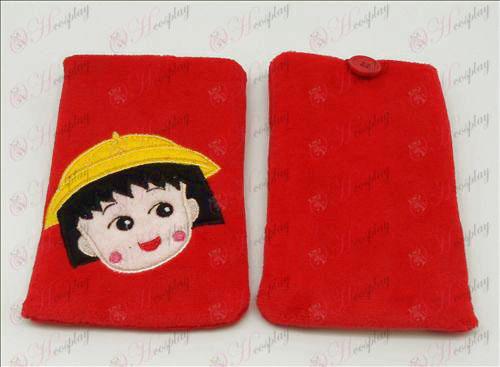Chibi Maruko Chan Accessories Pouch