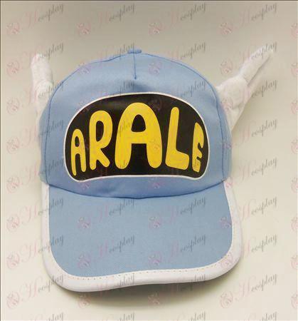 D Ala Lei hat (blue)