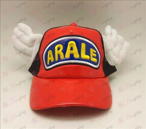 D Ala Lei hat (red - blue) Halloween Accessories Online Store