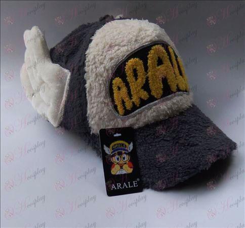 Ala plush hat (dark gray) Cosplay Accessories Online Shop