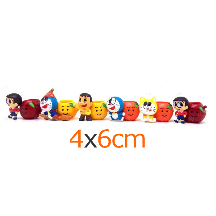 6 Fruit jingle doll