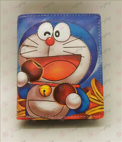 Biscuits jingle zipper wallet