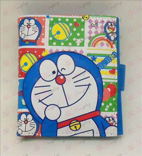 Q version of Doraemon wallet