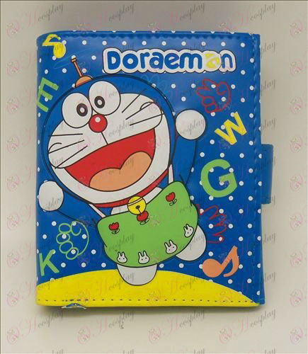 Q version of Doraemon wallet 2