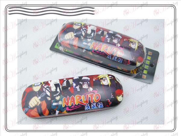 Caja de vidrios de Naruto
