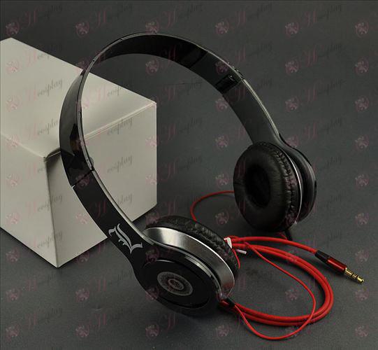 Death Note príslušenstvo Slúchadlá magické zvukovej