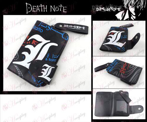 Muerte Accesorios Nota en cartera