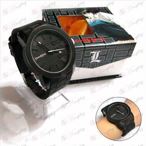 Príslušenstvo Death Note pásové vodotesné hodinky
