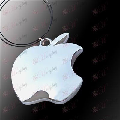 Death Note Accessories Apple Necklace (White) Halloween Accessories Online Store