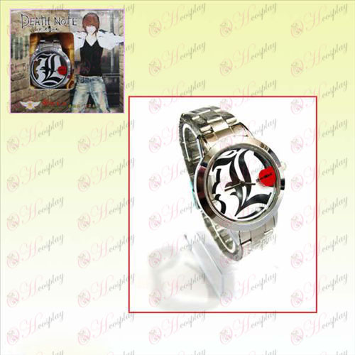 Death Note Accessories hollow steel sheet