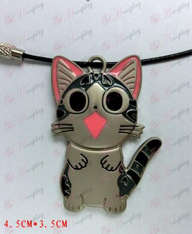 Private sweet cat necklace Halloween Accessories Online Store