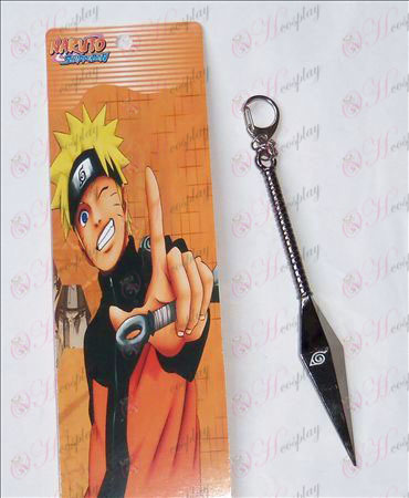 Naruto suffer no knife buckle (black 15cm)
