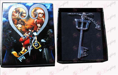 Kingdom Hearts Accesorios Collar B
