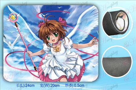 SBD1491Cardcaptor Sakura Accessories anime color mouse pad