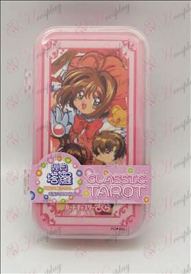 Card Captor Sakura Príslušenstvo Tarot