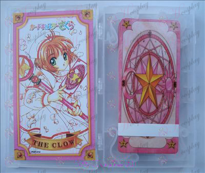 Card Captor Sakura Príslušenstvo Kro karty