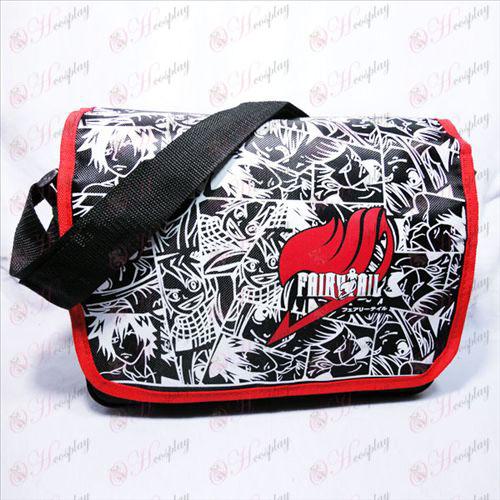 Fairy Tail Accesorios bolsa de plástico Corea del talento