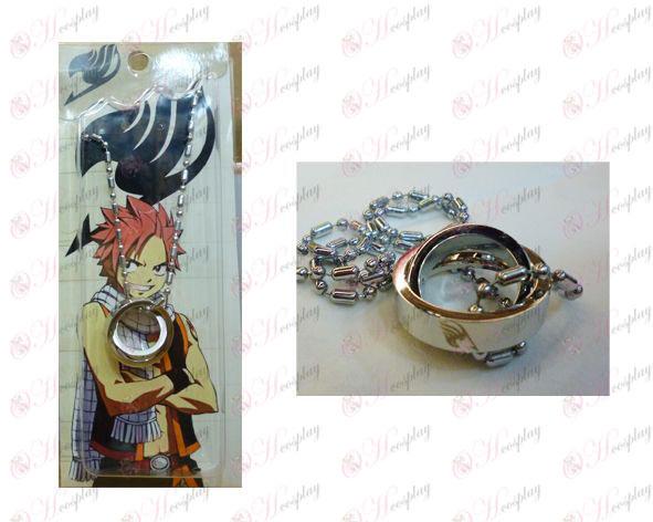 Fairy Tail Tilbehør Dual Ring (installert)