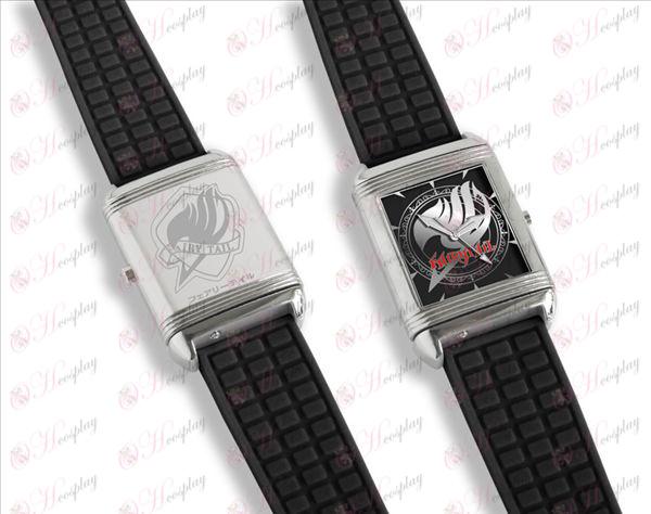 Dual bokstavelig flip klokker (Fairy Tail Tilbehør)