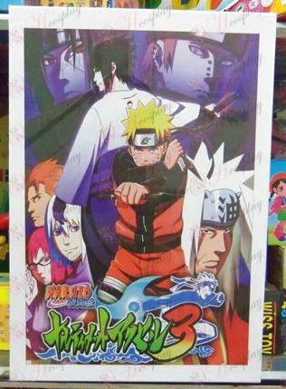 Naruto palapeli