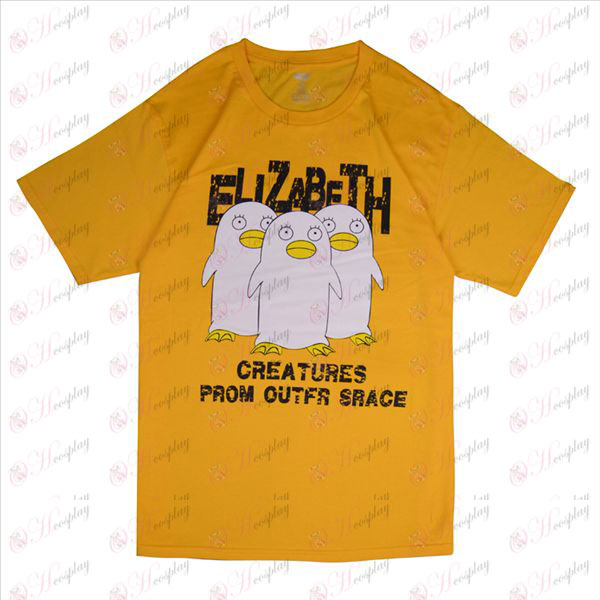 Gin Tama AccessoriesT shirt (yellow)