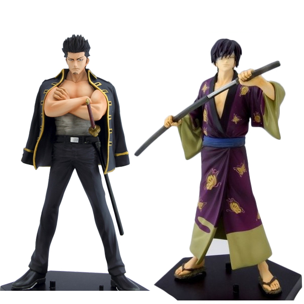 DX Group Vertical Gin Tama Accessories Takasugi Shinsuke Kondo Hoon VS hand to do