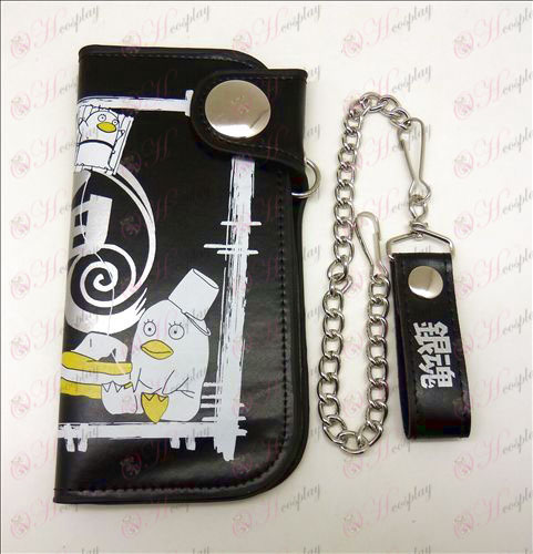 Gin Tama Accessories big purse (black) Halloween Accessories Online Store