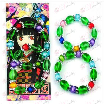 Blister card Hell Girl Accessories Hands-chain Halloween Accessories Online Store