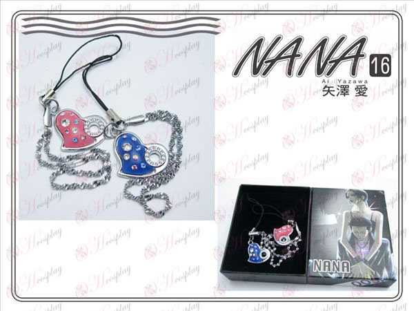 NANA Accessories loving couple phone