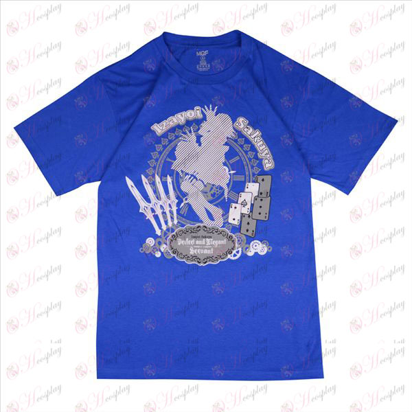 Oriental T-shirt (navy)