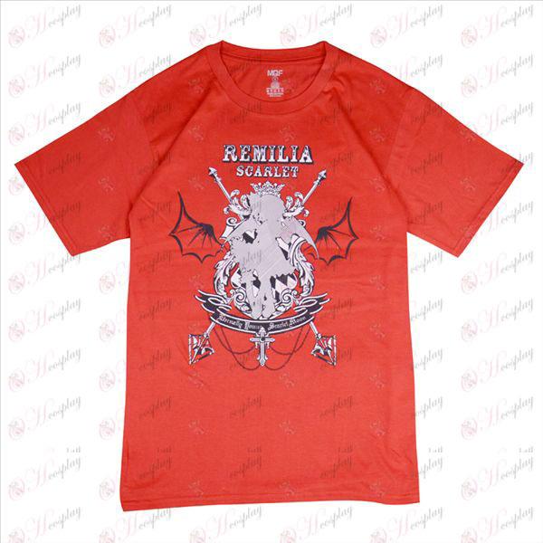 Oriental T-shirt (red)