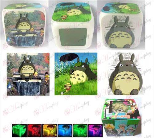 Mi Vecino Totoro Accesorios3 superficie color colorido reloj despertador