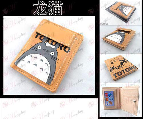 Mi Vecino Totoro Accesorios corto billetera