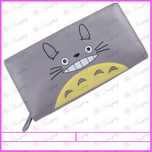 Mi Vecino Totoro AccesoriosPVC larga cartera