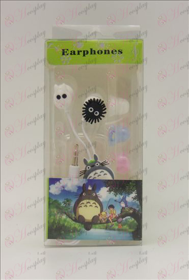 My Neighbor Totoro Accessories Headphones (cat)