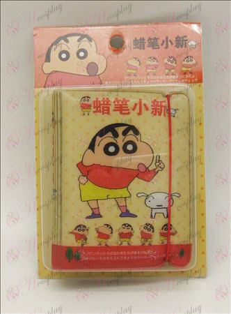 (Thick card sets this) Crayon Shin-chan Accessories