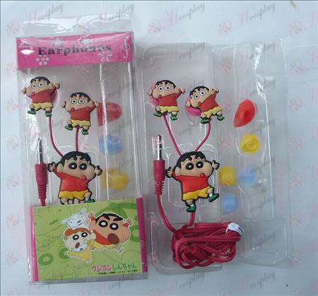 Crayon Shin-chan Accessories Headphones