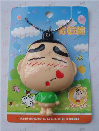 Mirror (Crayon Shin-chan Accessories) Green