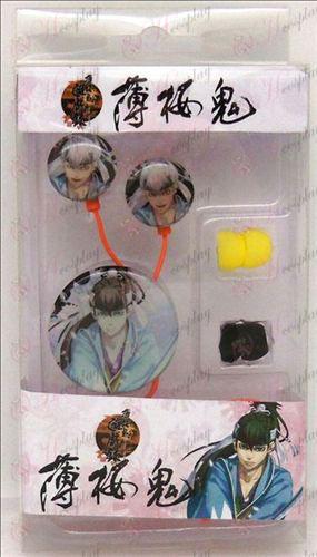 Epoxy headset (Hakuouki TilbehørA)
