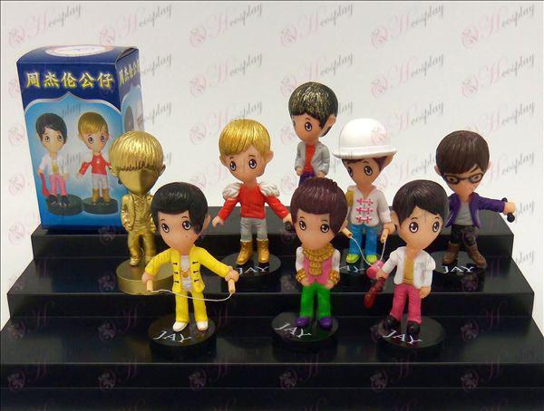 Eight Jay Doll